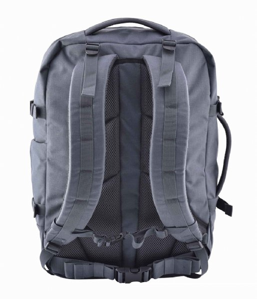 CabinZero Outdoor rugzak Military Cabin Backpack 44 L 15 Inch military grey