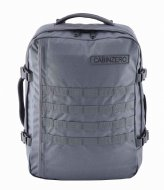 CabinZero Military Cabin Backpack 36 L 17 Inch military grey