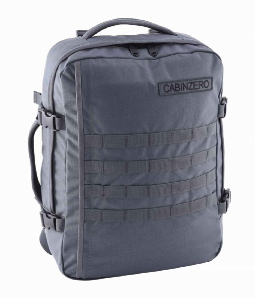 CabinZero Outdoor rugzak Military Cabin Backpack 36 L military grey