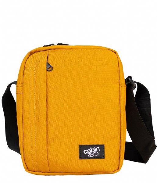 CabinZero Crossbodytas Sidekick Met RFID Vak 3L orange chill