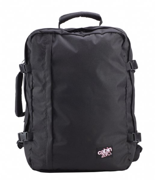 CabinZero Outdoor rugzak Classic Cabin Backpack 44 L 17 Inch Absolute Black