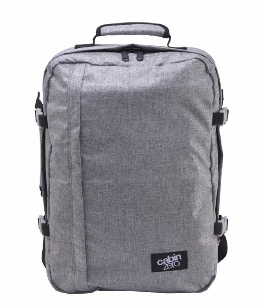 CabinZero Outdoor rugzak Classic Cabin Backpack 44 L Ice Grey