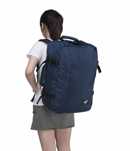 CabinZero Outdoor rugzak Classic Cabin Backpack 44 L 17 Inch Navy