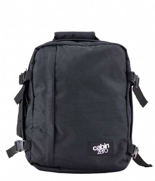 CabinZero Outdoor rugzak Classic Cabin Backpack 28 L Absolute Black