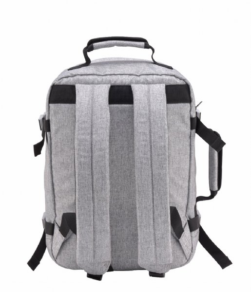 CabinZero Outdoor rugzak Classic Cabin Backpack 28 L 15 Inch Ice Grey