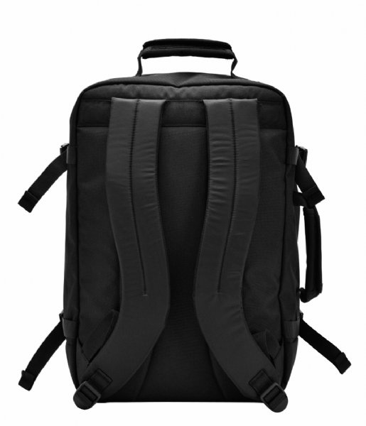 CabinZero Outdoor rugzak Classic Cabin Backpack 36 L 15.6 Inch Absolute Black