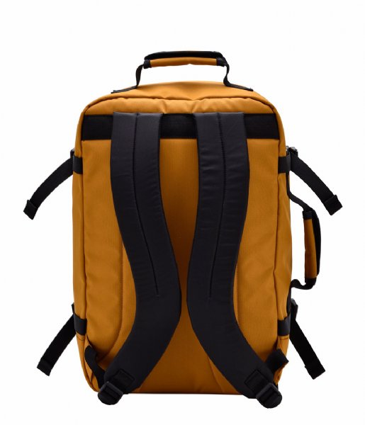CabinZero Outdoor rugzak Classic Cabin Backpack 36 L 15.6 Inch Orange Chill