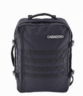 CabinZero Military Cabin Backpack 36 L Absolute Black