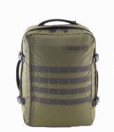 CabinZero Military Cabin Backpack 36 L 17 Inch Military Green