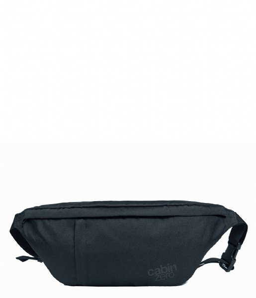 CabinZero Heuptas Hip Pack RFID Absolute Black