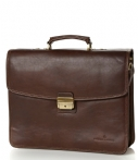 Castelijn & Beerens Handtassen Verona Document Laptop Bag 15.6 inch Bruin