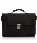 Castelijn & Beerens-Laptoptassen-Cees Document Bag 15.6 inch-Zwart