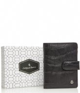 Castelijn & Beerens Giftbox Zip Wallet black