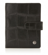 Castelijn & Beerens Cocco Ladies Wallet Zip black