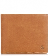 Castelijn & Beerens Canyon Billfold 14 Creditcards light brown