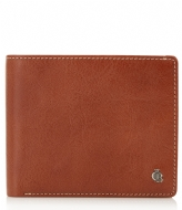 Castelijn & Beerens Nova Billfold  light brown