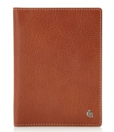Castelijn & Beerens Nova Passport Etui light brown