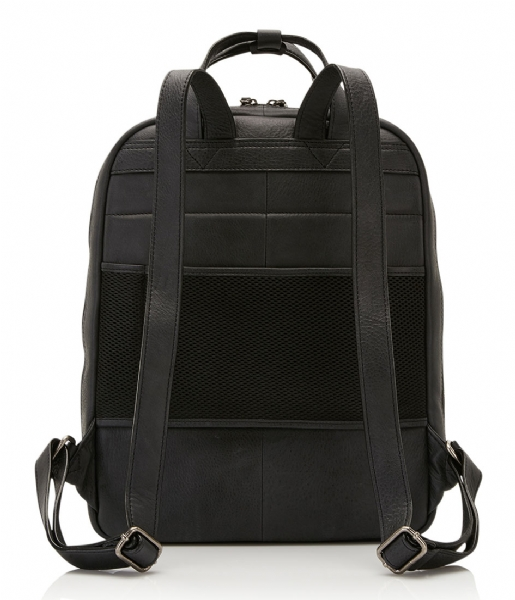 Castelijn & Beerens Laptop rugzak Carisma Laptop Backpack 15.6 Inch black
