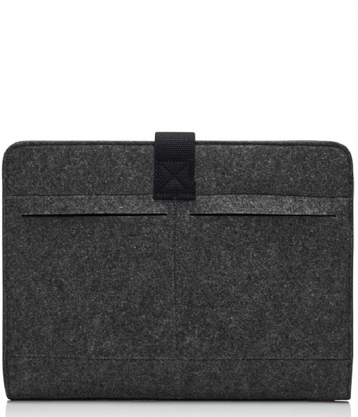 Castelijn & Beerens Laptop sleeve Nova Laptop Sleeve Macbook air 13 inch zwart