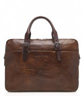 Castelijn & Beerens Limited 2020 Rien Laptop Bag 16.5 Inch light brown