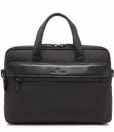Castelijn & Beerens Bravo Laptop Bag 15.6 Inch black
