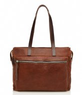 Castelijn & Beerens Marike Shoulderbag 13.3 inch light brown