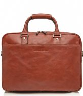Castelijn & Beerens Verona Laptop Bag 15.6 Inch light brown