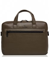 Castelijn & Beerens Echo Laptopbag 15.6 Inch dark military