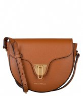 Coccinelle Beat Soft Handbag Bottalatino Leather caramel
