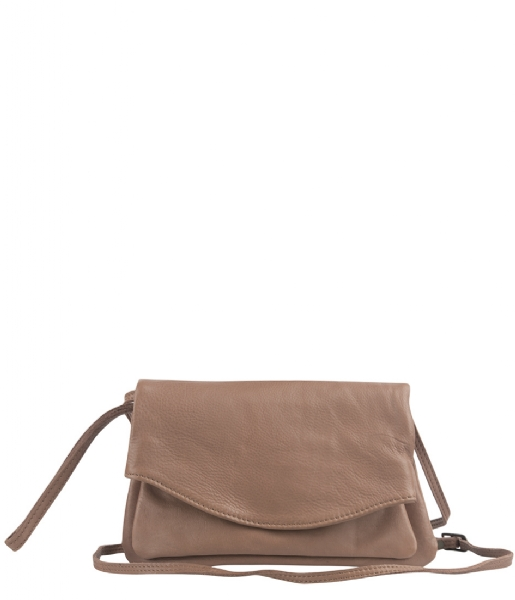 Paris taupe cowboysbag the little green bag - Little green paris ...