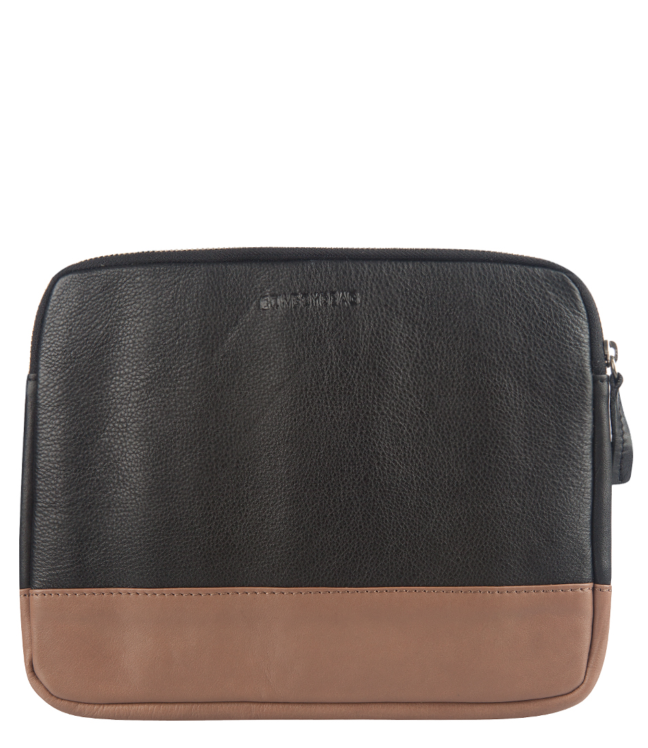 Belfort black & nude Cowboysbag | The Little Green Bag