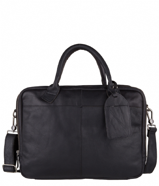 Cowboysbag Laptop schoudertas Laptop Bag Fairbanks 13-15 inch black