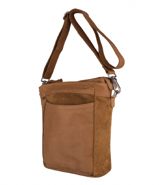CowboysbagThe Little Bag Chestnut Eastleigh Green N8X0kPwnOZ