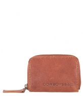 Cowboysbag Purse Holt cognac