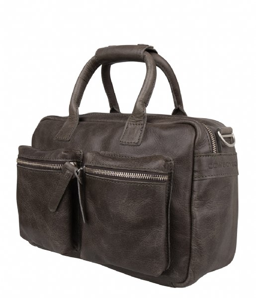 Cowboysbag Schoudertas The Little Bag storm grey