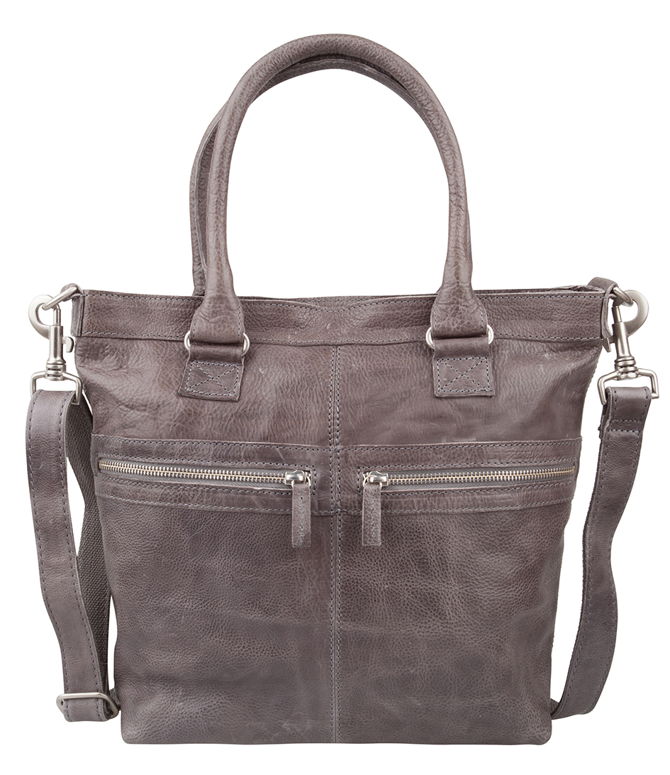 6ea7e7b7a1 Bag Brackley grey Cowboysbag