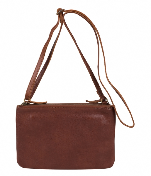 Cowboysbag Crossbodytas Bag Carter cognac