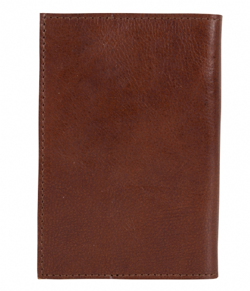 Cowboysbag Paspoorthouder Passport Holder Casper cognac