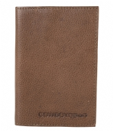 Cowboysbag Passport Holder Casper taupe