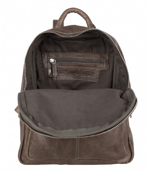 Cowboysbag Dagrugzak Backpack Estell storm grey