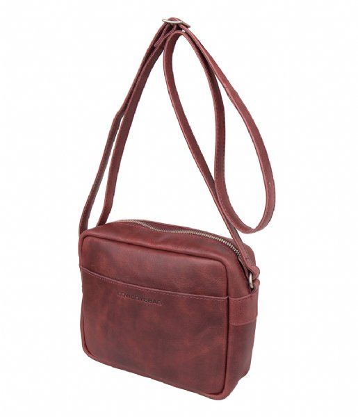 0400c877a0c Bag Woodbine burgundy Cowboysbag | The Little Green Bag