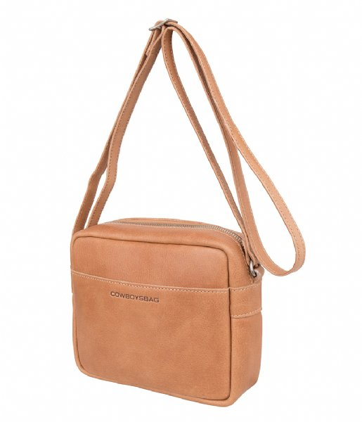 Cowboysbag Crossbodytas Bag Woodbine camel
