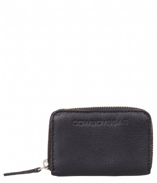 Cowboysbag Ritsportemonnee Purse Macon black