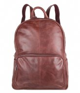 Cowboysbag Backpack Mason 15 Inch burgundy