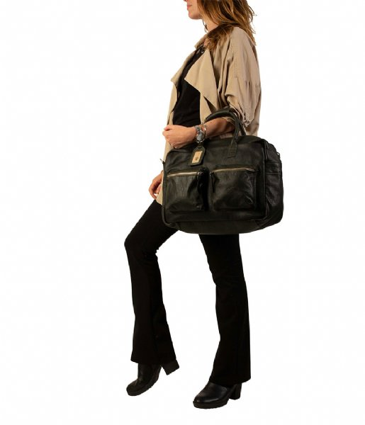 Cowboysbag Schoudertas The Bag Special black (100)