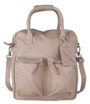 Cowboysbag-Handtassen-The Shopper Bag-Beige