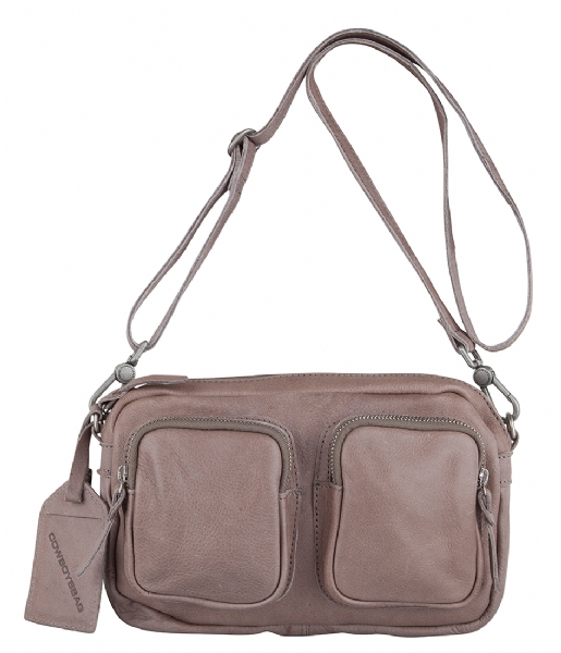 Cowboysbag Crossbodytas Bag Linton elephant grey