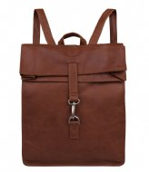 Cowboysbag Backpack Doral 15 Inch cognac
