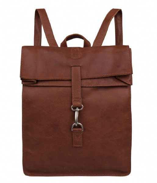Cowboysbag Laptop rugzak Backpack Doral 15 Inch cognac