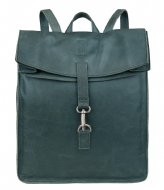 Cowboysbag Backpack Doral 15 Inch petrol